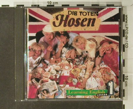 Toten Hosen: Learning English Lesson 1, Virgin(262 310), EU, 1991 - CD - 59524 - 10,00 Euro