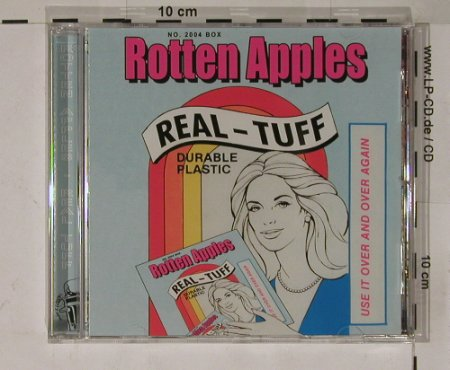 Rotten Apples: Real-Tuff, Trash 2001(), D, 04 - CD - 59579 - 10,00 Euro