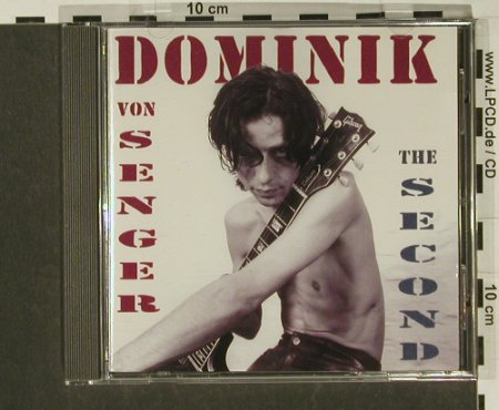 von Senger,Dominik: The Second, Fünfundv.(), D, 95 - CD - 59645 - 5,00 Euro