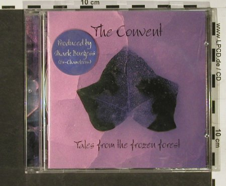 Convent: Tales From The Frozen Forest, Strange Ways Records(1162-2), D, 1994 - CD - 60071 - 7,50 Euro