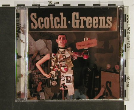Scotch Greens: Professional, Brass Tracks Rec.(RTE 00430), EU,vg+/m-, 2006 - CD - 60108 - 10,00 Euro