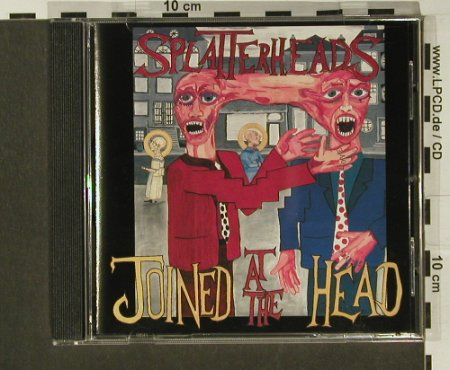 Splatterheads: Joined at the Head, Subway(), D, 95 - CD - 60226 - 5,00 Euro