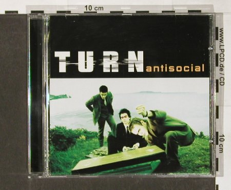 Turn: Antisoicial, Infect(91CD), UK, 00 - CD - 60341 - 4,00 Euro