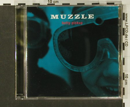 Muzzle: Betty Pickup, Reprise(), D, 96 - CD - 60493 - 4,00 Euro