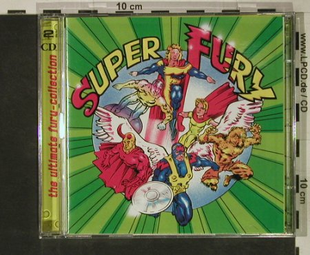 Fury In The Slaughterh.: Super, BMG(), D, 1998 - 2CD - 60695 - 10,00 Euro