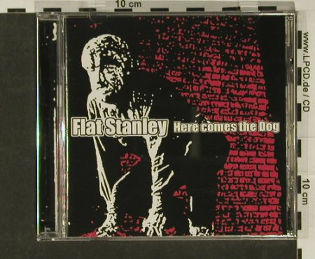Flat Stanley: Here comes the dog, Ass-Card(ARC 009), D,  - CD - 60765 - 7,50 Euro