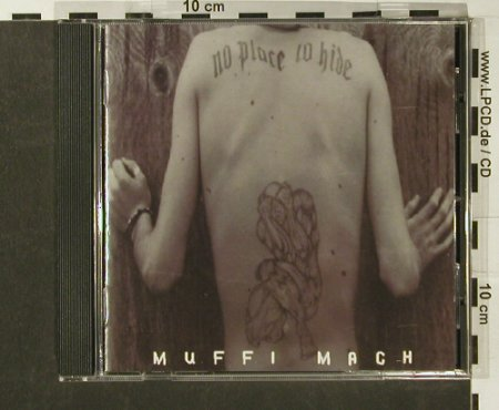 Muffi Mach: Blind Hero+3, Music Partner(), ,  - CD5inch - 60807 - 2,50 Euro