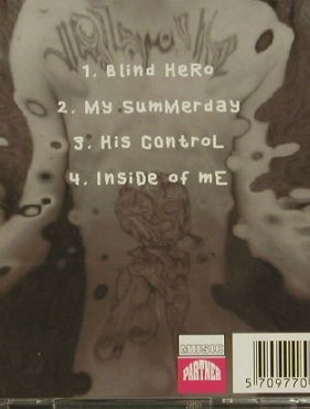 Muffi Mach: Blind Hero+3, Music Partner(), , 1998 - CD5inch - 60807 - 10,00 Euro