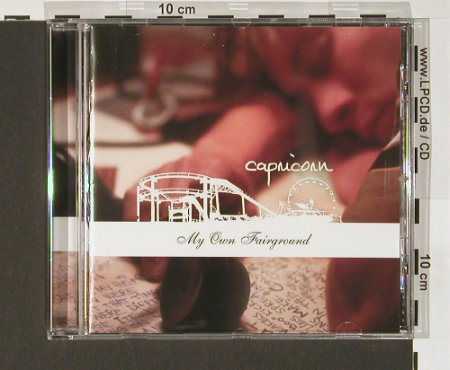 Capricorn: My Own Fairground, vg+/m-, GoldeneZ.(), D,  - CD - 60853 - 7,50 Euro