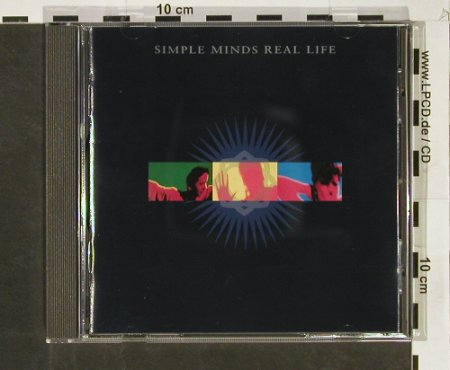 Simple Minds: Real Life, Virgin(), , 1991 - CD - 60896 - 5,00 Euro