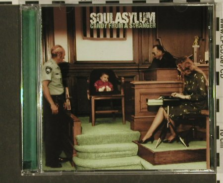 Soul Asylum: Candy From A Stranger, Columbia(), A, 98 - CD - 60913 - 7,50 Euro