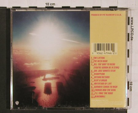 R.E.M.: Reveal, WarnerBros(), D, 01 - CD - 60944 - 10,00 Euro