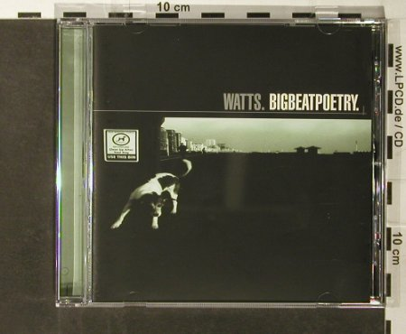 Watts: Bigbeatpoetry, Motor(), D, 1999 - CD - 60961 - 7,50 Euro