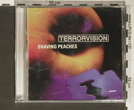 Terrorvision: Shaving Peaches, EMI(), D, 1998 - CD - 60981 - 5,00 Euro