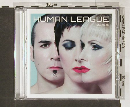 Human League: Secrets, Papillon(), EU, 01 - CD - 61149 - 10,00 Euro