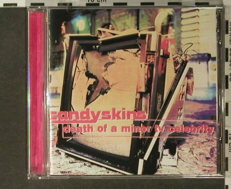 Candyskins: Death Of A Minor TV Celebrity, Intercord(), EEC, 98 - CD - 61254 - 7,50 Euro