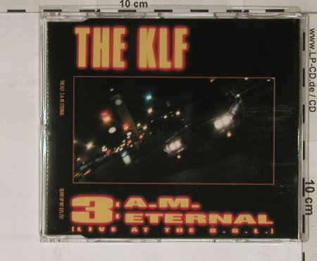 KLF: 3:A.M.Eternal*3, Blow Up(825.797), D, 1991 - CD5inch - 61259 - 4,00 Euro