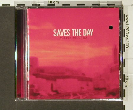 Saves the Day: Sound the Alarm, co, Vagrant(), UK, 2006 - CD - 61304 - 6,00 Euro