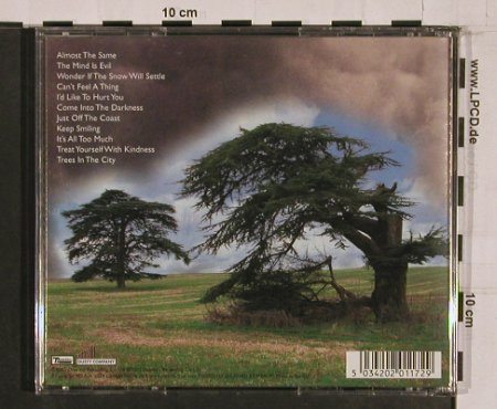 Clearlake: Cedars, Domino(117), UK, 2003 - CD - 61425 - 10,00 Euro
