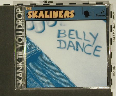 Skaliners: Belly Dance, Mad Butcher(), ,  - CD - 61441 - 5,00 Euro