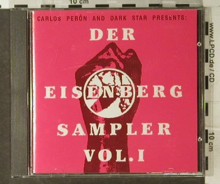 V.A.Eisenberg Sampler Vol.1: 14 Tr., Dark Star(11087-26), D, 1992 - CD - 61848 - 5,00 Euro