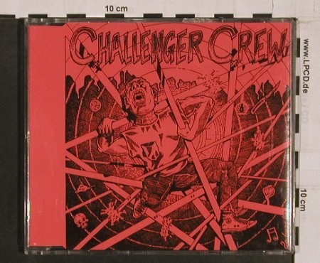 Challenger Crew: Start In Den Tod, 10 Tr., Smash Hit(SMR 5), A, 1993 - CD - 61970 - 11,50 Euro