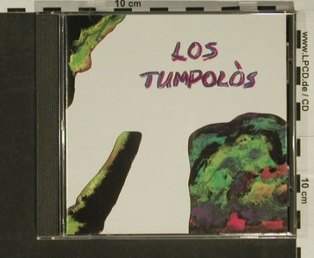 Los Tumpolos: When Everything looks plate to..., Castor(), D, 94 - CD - 61991 - 4,00 Euro