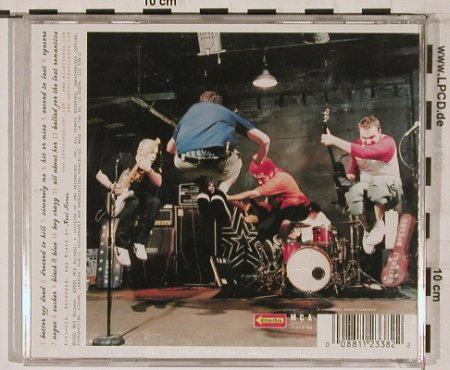 New Found Glory: Same, MCA(), EU, 01 - CD - 62010 - 10,00 Euro
