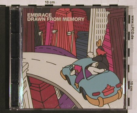 Embrace: Drawn From Memory, Virgin(), EU, 00 - CD - 62108 - 10,00 Euro