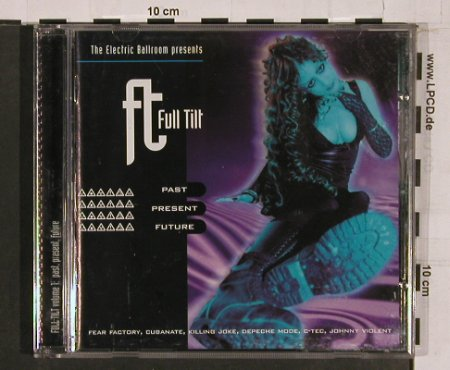 V.A.Full Tilt Vol.1: Past Present Future, 15 Tr., JVC(), , 97 - CD - 62139 - 7,50 Euro