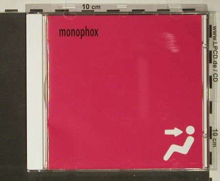 Monophox: Intoyou, ChillerRec(), , 2003 - CD - 62202 - 5,00 Euro