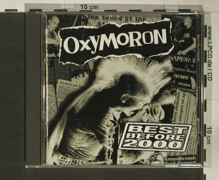 Oxymoron: Best Before 2000, Knock Out / Cargo(), , 2000 - CD - 62241 - 11,50 Euro