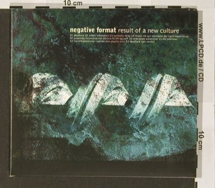 Negativ Format: Result of a new culture, Digi, ZothOmmog(cdzot244), D,  - CD - 62259 - 7,50 Euro
