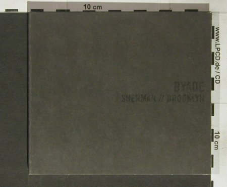 Dyade: Sherman // Brooklyn, Digi, Big Store(), , 2003 - 2CD - 62373 - 10,00 Euro