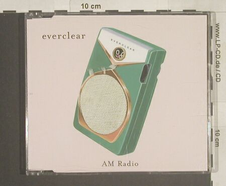 Everclear: AM Radio +2, Capitol(), EU, 01 - CD5inch - 62395 - 4,00 Euro