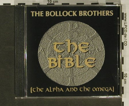 Bollock Brothers: The Bible(the Alpha and t.Omega), SoundS.(), D,  - CD - 62538 - 5,00 Euro