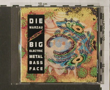 Die Warzau: Big Electric Metal Bass Face, Fiction FIXcd 22(511 988-2), , 1992 - CD - 62662 - 7,50 Euro
