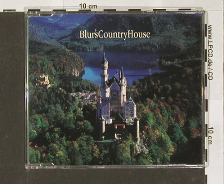 Blur: Country House+2, Food(), NL, 95 - CD5inch - 62667 - 4,00 Euro
