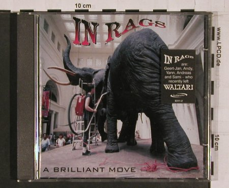 In Rags: A Brilliant Move, Indigo(), D, 98 - CD - 62785 - 5,00 Euro