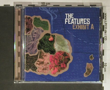 Features, the: Exhibit a, Universal(), , 2004 - CD - 62822 - 10,00 Euro