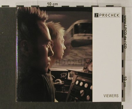 Z-Prochek: Viewers, Digi, RE:Pop/Memento(), , 2004 - CD - 62838 - 10,00 Euro