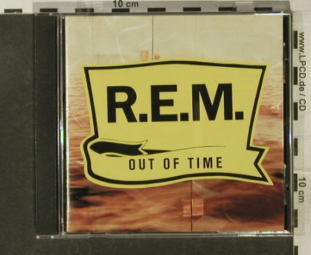 R.E.M.: Out Of Time, WB(), D, 1991 - CD - 62859 - 7,50 Euro