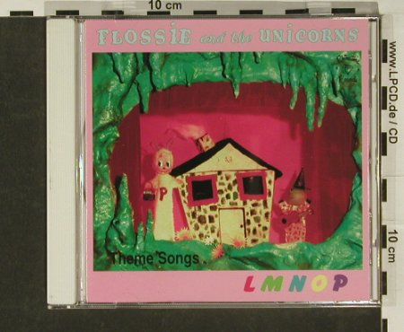 Flossie and the Unicorns: L M N O P, Skin Graft(), CDN,  - CD - 62947 - 5,00 Euro