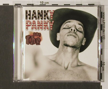 The The: Hanky Panky, Epic(), A, 94 - CD - 62956 - 7,50 Euro