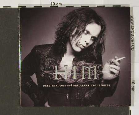 Him: Deep Shadows And Brilliant Highligh, Super Sonic(), EU,m-/vg+, 2001 - CD - 62958 - 7,50 Euro