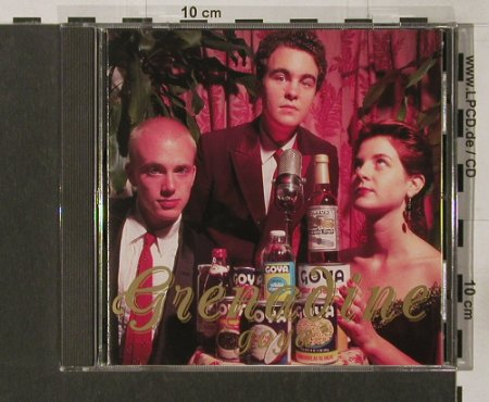 Grenadine: Goya, Shimmy Disc(), CDN, 1993 - CD - 63001 - 10,00 Euro