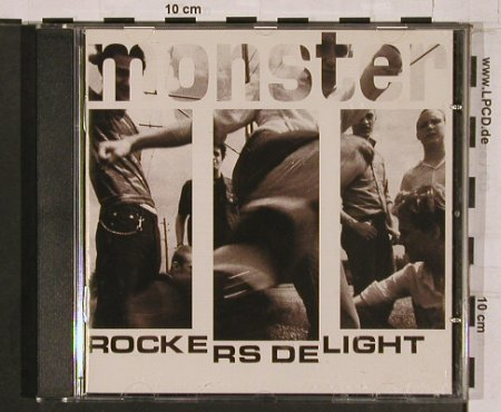 Monster: Rockers Delight, Burning H.(), S, 99 - CD - 63050 - 10,00 Euro