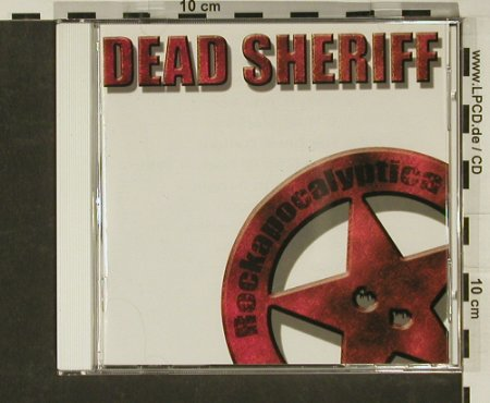 Dead Sheriff: Rockapolyptica, Dionysus(), US, co, 02 - CD - 63084 - 5,00 Euro