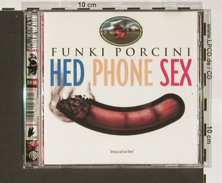 Funki Porcini: Hed Phone Sex, Ninja Tune(ZenCD17), UK, 95 - CD - 63099 - 10,00 Euro