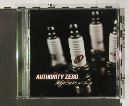 Authority Zero: A Passage in Time, Lava(), US, 02 - CD - 63124 - 4,00 Euro